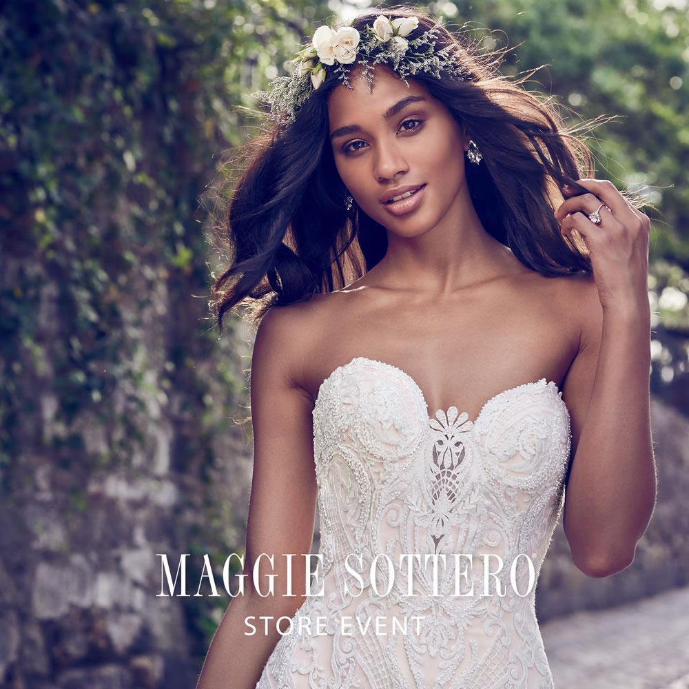 69584315b51 Maggie Sottero Trunk Show Event - VeLace Bridal - Wedding Dresses ...