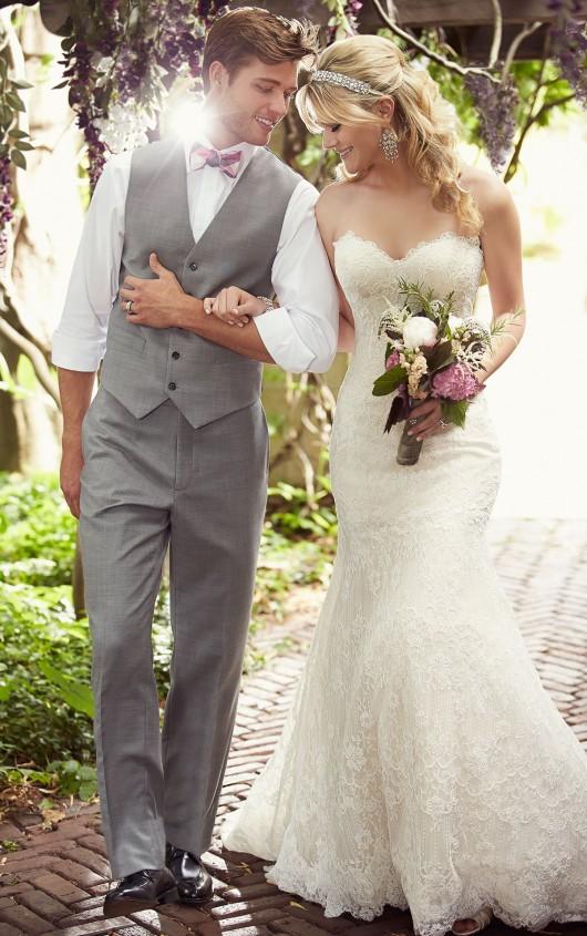 26fe26150b Essense of Australia - D1758 - VeLace Bridal - Wedding Dresses ...