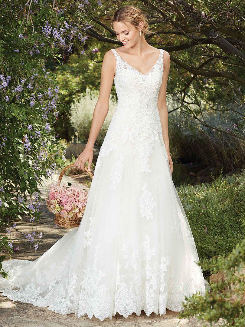 Designer Casablanca Bridal Sku 2269
