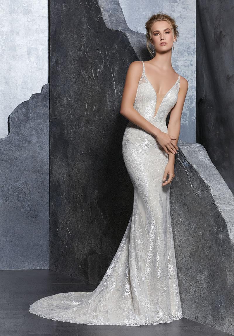 8905c016103ac Designer Mori Lee SKU 8201 - VeLace Bridal - Wedding Dresses ...