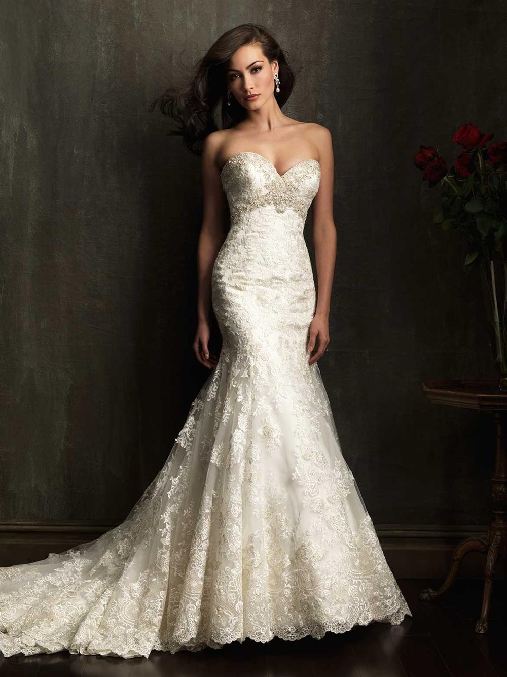 Allure Bridal Gold