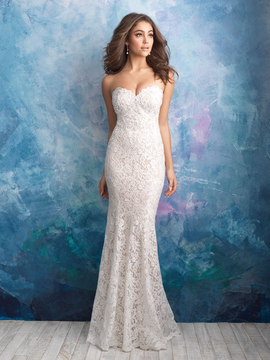 Allure Bridals Style 9566 Velace